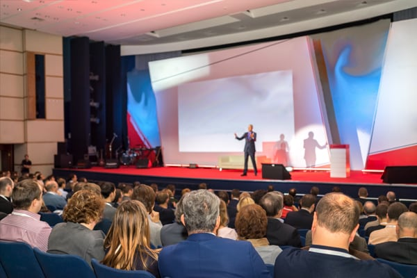 Firmenevents Konferenztechnik 1