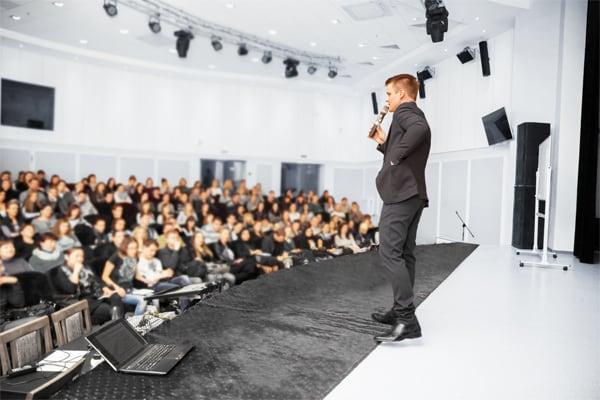 Firmenevents Konferenztechnik 2 2