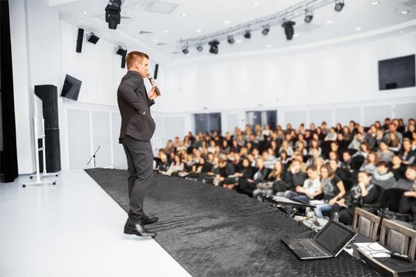 Firmenevents Konferenztechnik 2