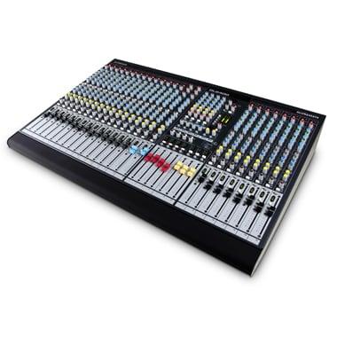 Tontechnik analoge Mischpulte