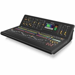 Tontechnik digitale Mischpulte