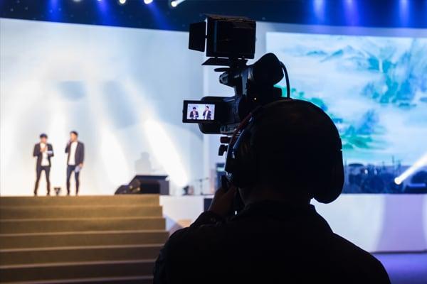 Konferenzen Videotechnik
