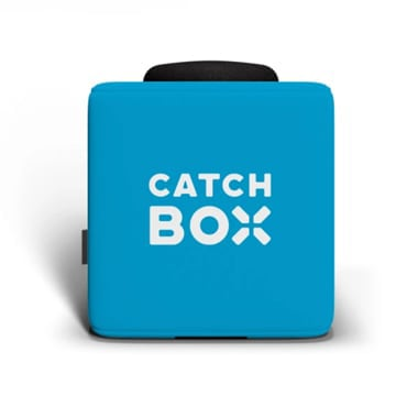 Mikrofon Catchbox