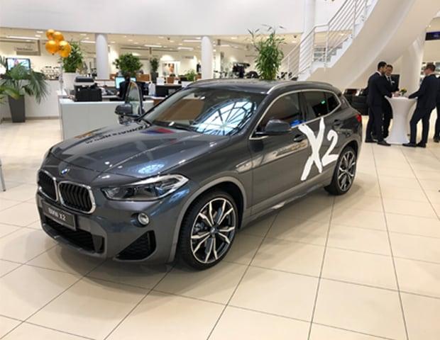 Procon Veranstaltungstechnik BMW Bonn
