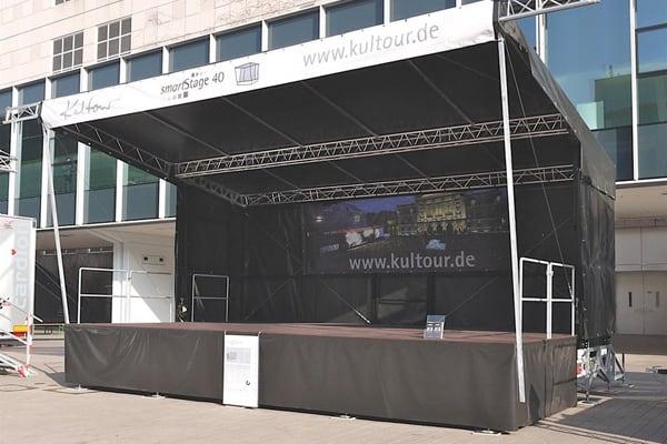 Buehnentechnik SmartStage40-Foto